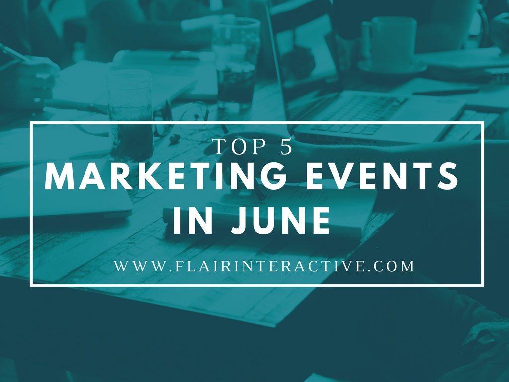 Marketing events june 2018 (1)