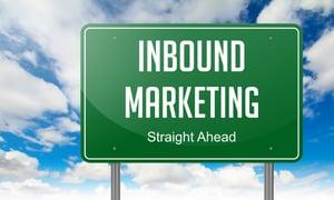 inbound marketing sign