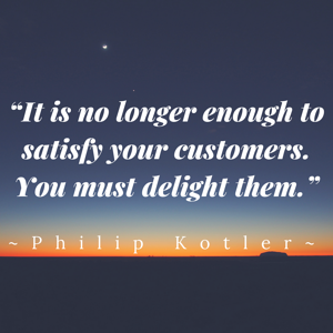 kotler quote delight your customers-1